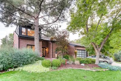 Denver Single Family Home Under Contract: 5240 East Dakota Avenue