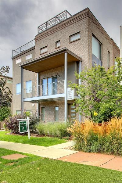 Condo/Townhouse Under Contract: 2927 Umatilla Street
