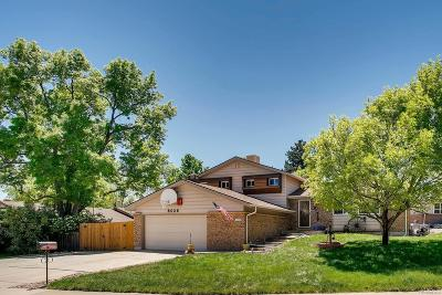 Arvada Single Family Home Under Contract: 8026 West 81st Circle