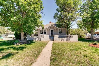 Aurora Single Family Home Active: 10355 Montview Boulevard