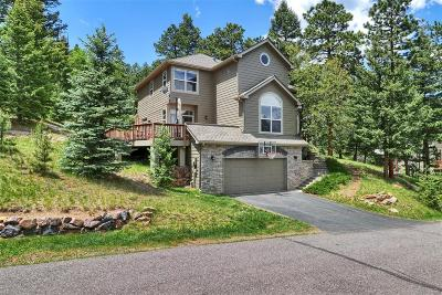 Evergreen Single Family Home Under Contract: 3445 Woody Creek