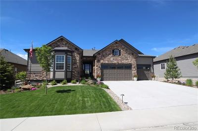Castle Pines, Castle Rock, Larkspur Single Family Home Active: 3821 Mighty Oaks Street