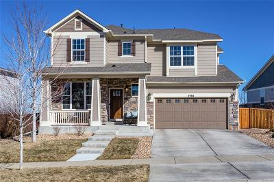 Aurora Single Family Home Under Contract: 5682 South Flat Rock Way