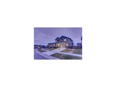 Aurora Single Family Home Active: 6226 South Jamestown Court