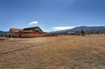 Salida Single Family Home Under Contract: 8380 County Road 144