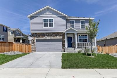 Thornton Single Family Home Active: 13825 Tamarac Street
