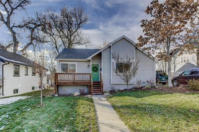Wheat Ridge Single Family Home Under Contract: 2939 Benton Street