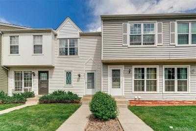 Lakewood Condo/Townhouse Active: 8831 West Floyd Avenue