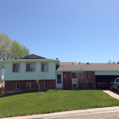 Morrison Single Family Home Sold: 11852 West Dumbarton Drive