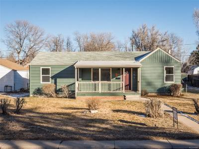 Englewood Single Family Home Under Contract: 4040 South Pennsylvania Street