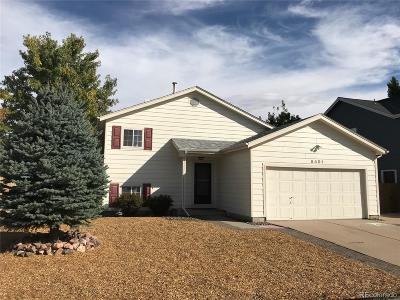 Castle Rock Single Family Home Active: 5401 East Aspen Avenue