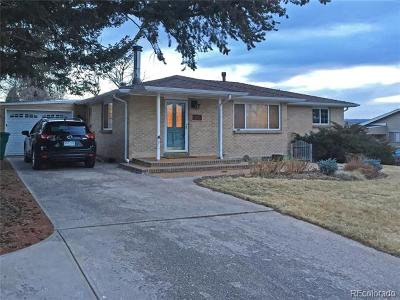 Castle Rock Single Family Home Active: 120 Ash Avenue