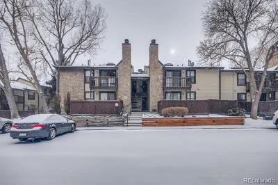 Arvada Condo/Townhouse Under Contract: 7770 West 87th Drive #G