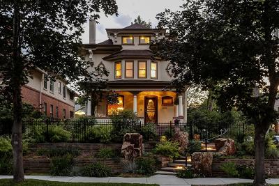 Denver, Lakewood, Centennial, Wheat Ridge Single Family Home Active: 1069 Milwaukee Street