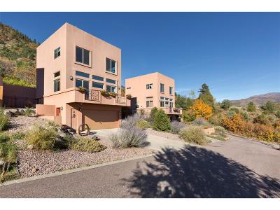 Manitou Springs Single Family Home Under Contract: 4 Amethyst Avenue
