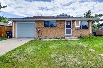 Longmont Single Family Home Active: 735 East 4th Avenue