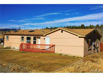 Leadville Single Family Home Active: 1604 South Us Highway 24