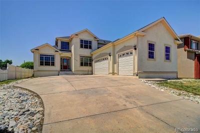 Arvada Single Family Home Active: 6565 Newton Street