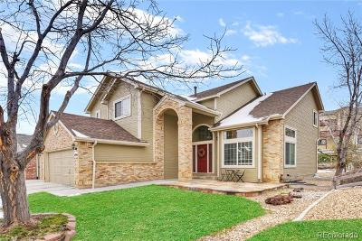 Broomfield Single Family Home Active: 264 Berthoud Trail