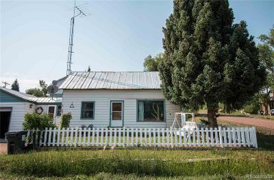 Oak Creek, Phippsburg, Yampa, Toponas Single Family Home Active: 127 West Williams Street
