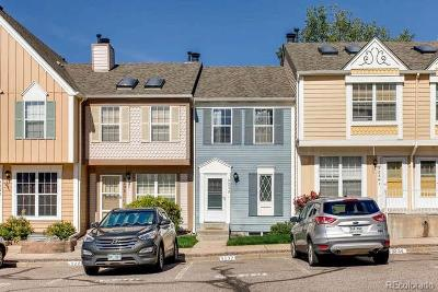 Littleton Condo/Townhouse Active: 9232 West Ontario Drive
