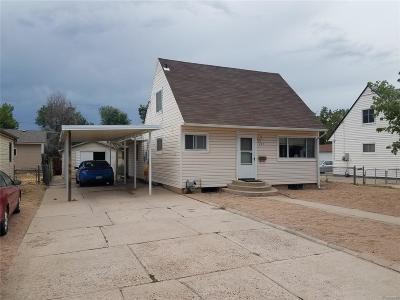 Brighton Single Family Home Active: 245 South 8th Avenue