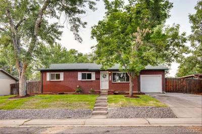 Arvada Single Family Home Active: 9839 West 65th Place