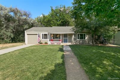 Single Family Home Active: 3150 South Forest Street