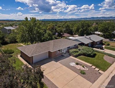 Denver Single Family Home Active: 3904 West Girard Avenue