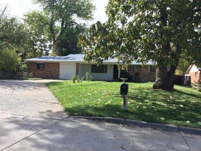 Lakewood Single Family Home Under Contract: 2415 Kline Street
