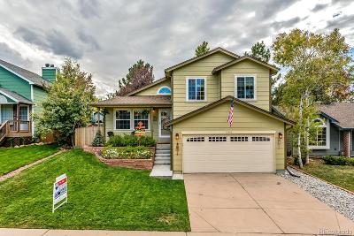 Highlands Ranch Single Family Home Under Contract: 6442 Freeport Drive