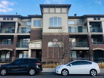 Aurora Condo/Townhouse Under Contract: 3852 South Dallas Street #8-308