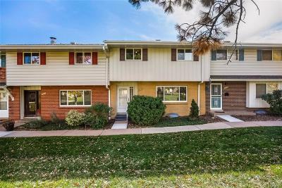 Condo/Townhouse Under Contract: 9235 East Oxford Drive