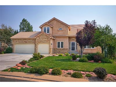 Colorado Springs Single Family Home Active: 8415 Lauralwood Lane