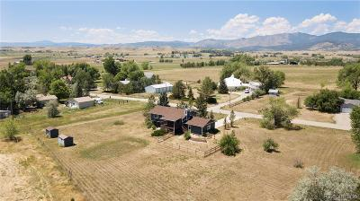 Longmont CO Single Family Home Active: $675,000