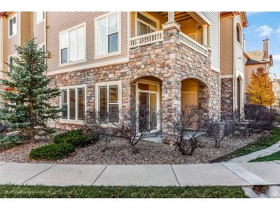 Littleton Condo/Townhouse Active: 9518 West San Juan Circle #101