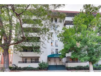 Congress Park Condo/Townhouse Active: 1365 Columbine Street #402