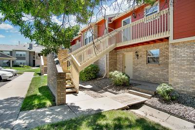 Centennial Condo/Townhouse Under Contract: 2666 East Otero Place #4