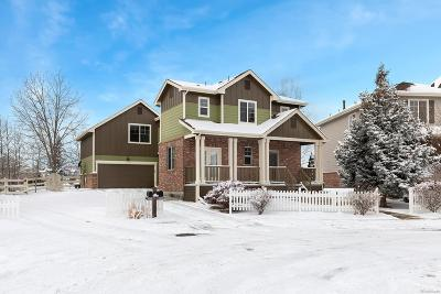 Broomfield Single Family Home Under Contract: 14065 Blue River Trail