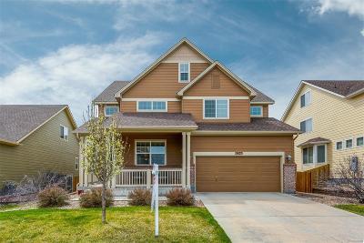 Castle Rock CO Single Family Home Active: $519,900