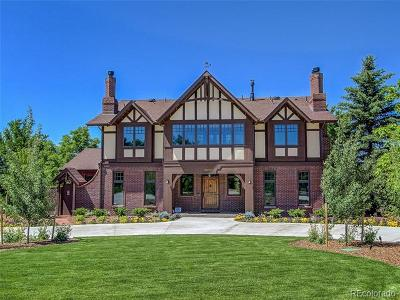 Cherry Hills Village CO Single Family Home Active: $3,300,000