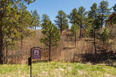 Castle Rock Residential Lots & Land Active: 2187 Sierra Verde Court