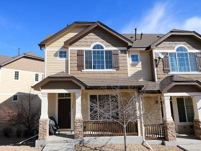Castle Rock Condo/Townhouse Under Contract: 1336 Royal Troon Drive