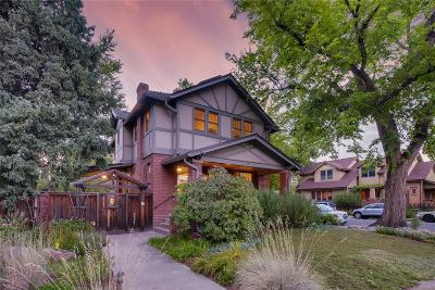 Single Family Home Under Contract: 905 South Gaylord Street
