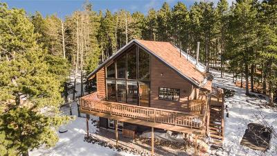 Conifer Single Family Home Under Contract: 8941 Rex Lane