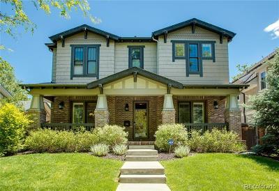 Washington Park Single Family Home Active: 858 South York Street