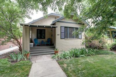 Single Family Home Under Contract: 408 North Franklin Street