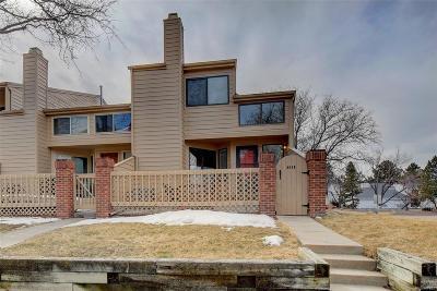Boulder Condo/Townhouse Under Contract: 5012 Buckingham Road