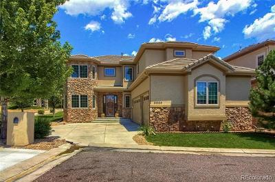 Aurora Single Family Home Active: 22520 East Peakview Drive