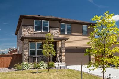Broomfield Single Family Home Active: 687 West 169th Place